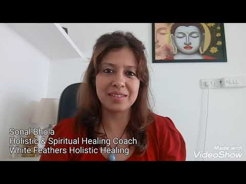 Sonal Bhola - Christmas Countdown Festival @ White Feathers Holistic Healing