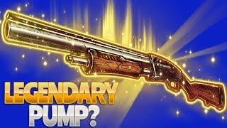 NO LEGENDARY PUMP? (Fortnite Battle Royale)