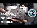 NAMM 2017  Samson Go Mic Wireless