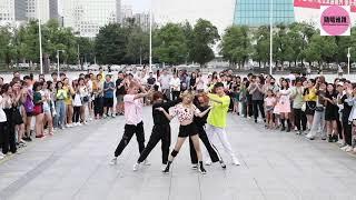随唱谁跳 KPOP Random Dance Game in China 广州站路演 P2+随机