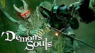 Demon's Souls Remake PS5 Gameplay Deutsch #08 - Das Götzenbild Boss Fight