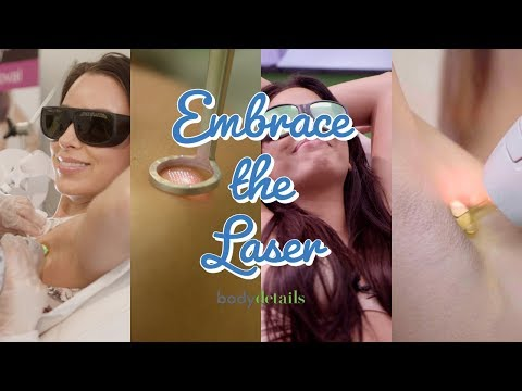 Save the Razors and Embrace the Laser | Laser Hair Removal Miami | Body Details
