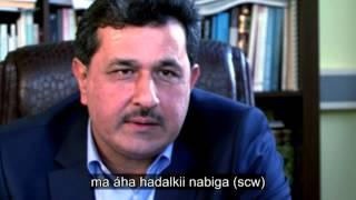 Prof. Ozcan Hidir (Nederland) -   Asal ahaan gudniinka gabdhaha ma aha Islaam.