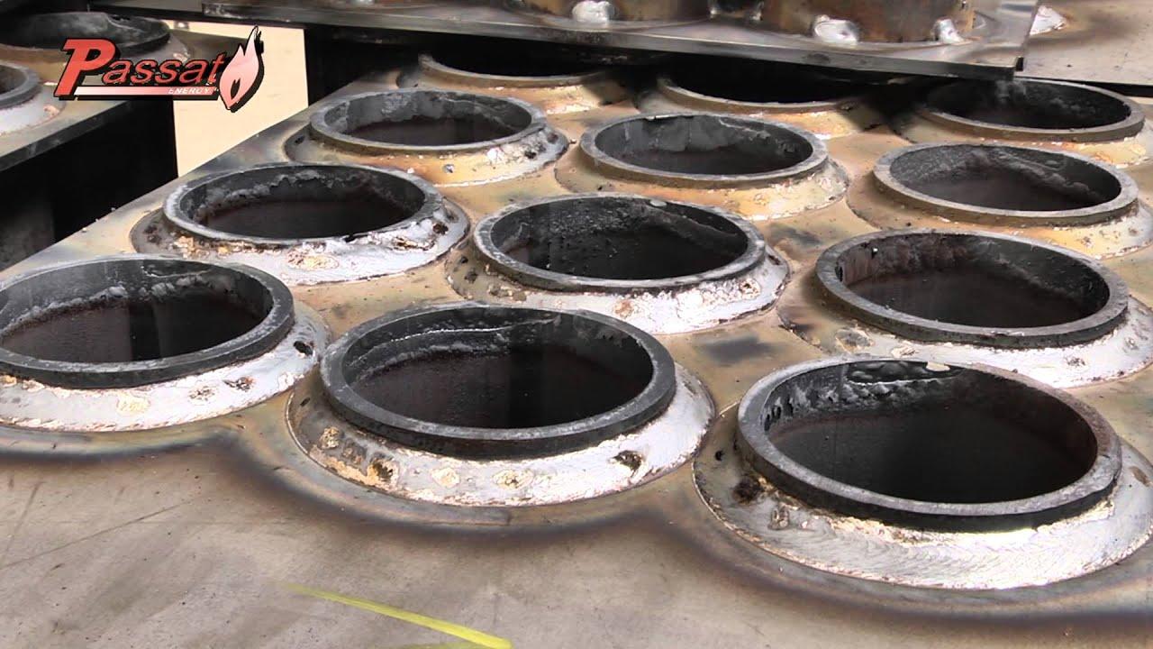 Werking en fabricage van Passat pelletketel - Renowood ...