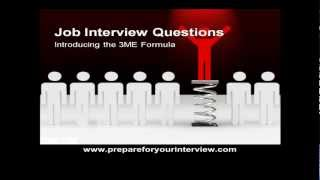 How To Interview For A Job - Job Interview Tips To Answer ANY Job Interview Question