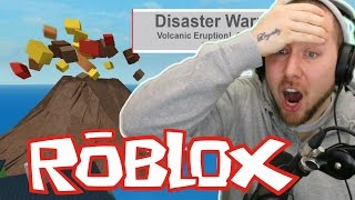 IT'S THE END OF THE WORLD | Natural Disaster Survival (ROBLOX) Gameplay