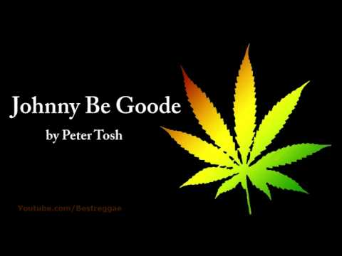 Johnny Be Goode - Peter Tosh (Lyrics)