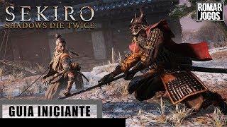 Guia iniciante Combate Sekiro: Shadows Die Twice (Ataque, Defesa, Parry/Refletir, Furtividade)