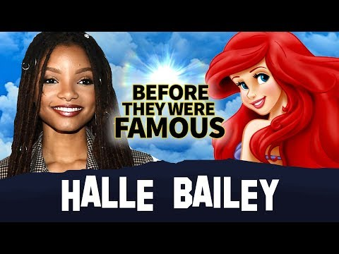 Chloe X Halle | Before They Were Famous | Ariel in The Little Mermaid Mp3