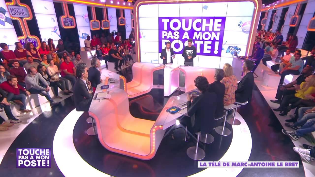 Laurent Ruquier vient faire ses blagues - La télé de Marc-Antoine Le Bret