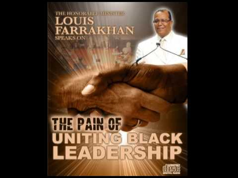 The Pain of Uniting Black Leadership