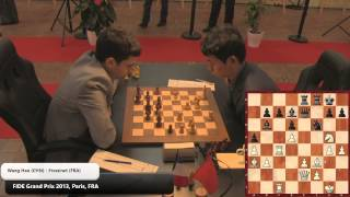 Round 11 FIDE Grand Prix 2013, Paris, France