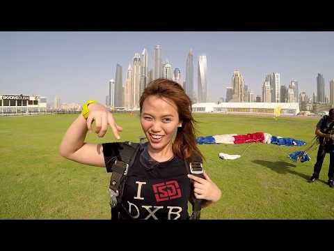 SKYDIVE DUBAI Experience!!!