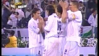 Once Caldas Campeon Libertadores 2004.Final Partido de Ida y Vuelta