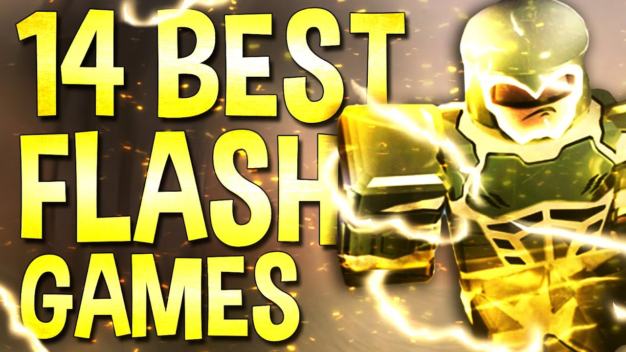 Top 14 Best Roblox Flash Games to play in 2021