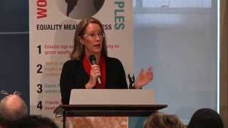 5th Annual Women's Empowerment Principles Event - Inclusion: Strategy for Change Video 2 Thumbnail