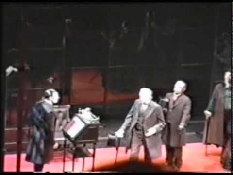Jekyll and Hyde Broadway 1997 - The Board Of Governors/ Jekyll's Plea (Part 2)