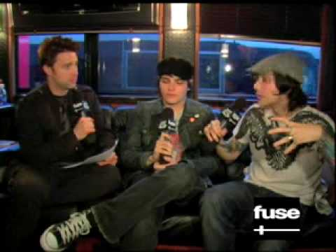 My Chemical Romance answers fan questions