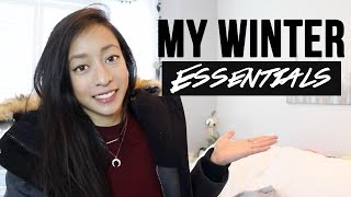 My Winter Essentials (ft. Sorel & Nobis)