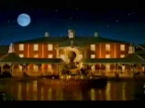 Alton Towers 1996 hotel advert