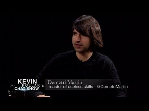 KPCS: Demetri Martin #107