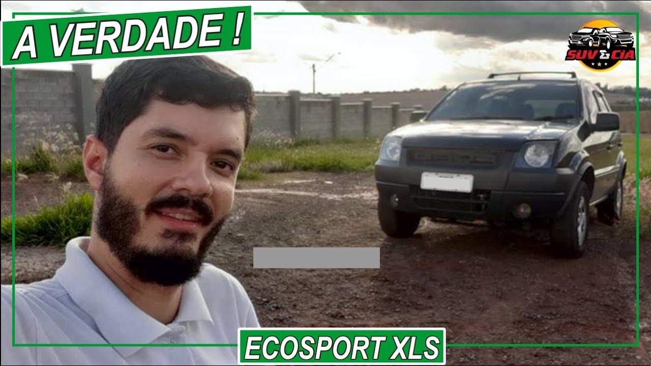 Vendi meu EcoSport xls por que dava muita manutenção?