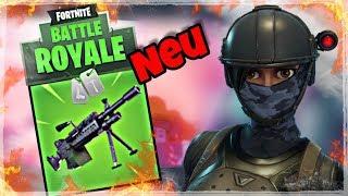 "LIVE Level 100 BP😏🔥│""Leichtes Maschiengewehr"" + 50 vs. 50 kommt│Fortnite Battle Royale"