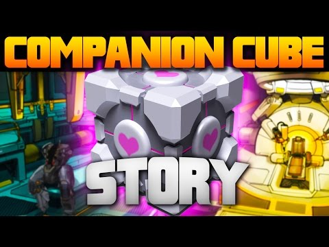 Story of the Companion Cubes