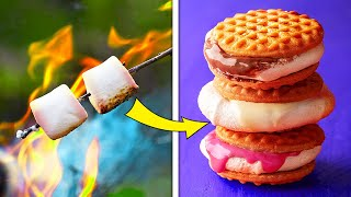 34 GREAT FOOD RECÏPES FOR THE BEST CAMPING EVER