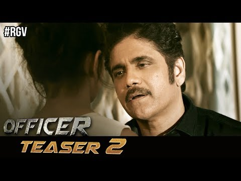 RGV Officer Movie Teaser 2