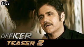 Telugutimes.net RGV's Officer Movie Teaser 2