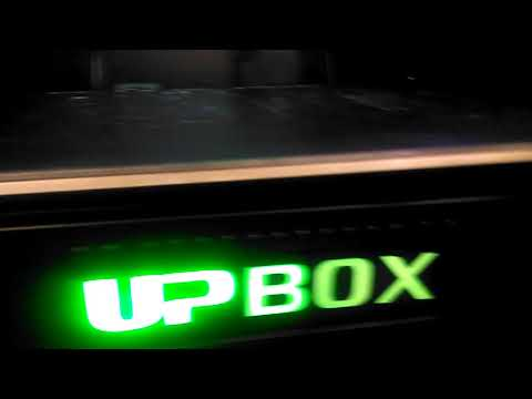 UPBOX persistent filament feed value problems and possible solution