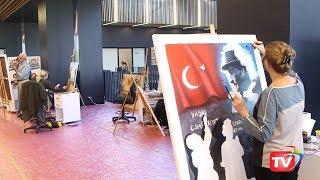 Atatürk ve Cumhuriyet Resimleri