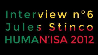 Interview anciens présidents n°6 : Président HUMAN'ISA 2012