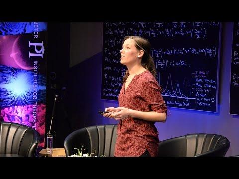 Breaking Boundaries on Earth and Beyond - Natalie Panek Keynote - Inspiring Future Women in Science