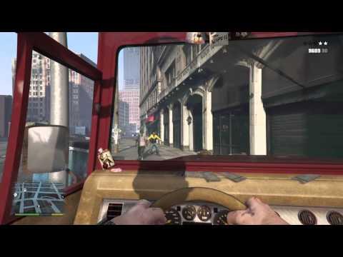 Loqueando en la ciudad | GTA 5 Ps4