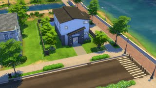 The Sims 4   Building Modern Willow Creek