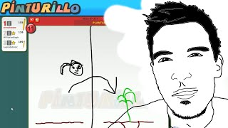 ESTÁIS LOCOS - Draw my Thing con Willy y Luzu