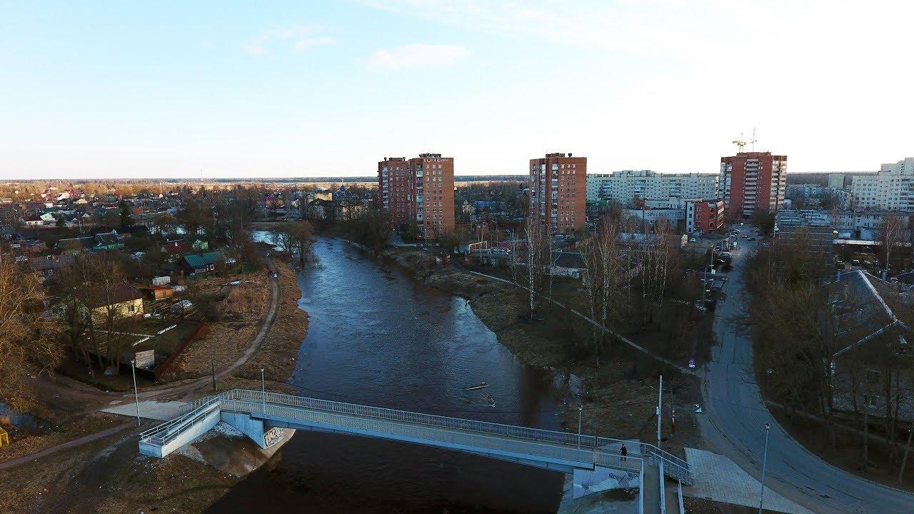 поэтому была тосно ленинградская область фото города эти