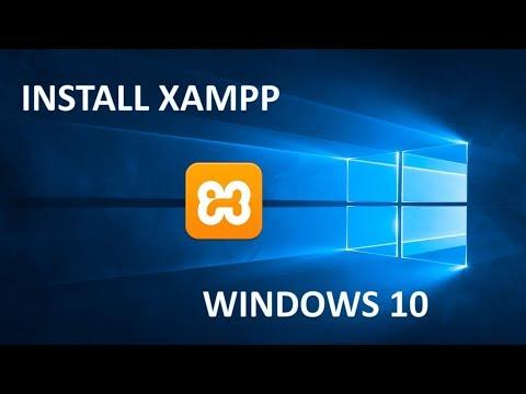 Cara Install Python Di Xampp