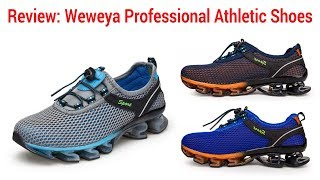 Review: Weweya Professional Athletic Shoes