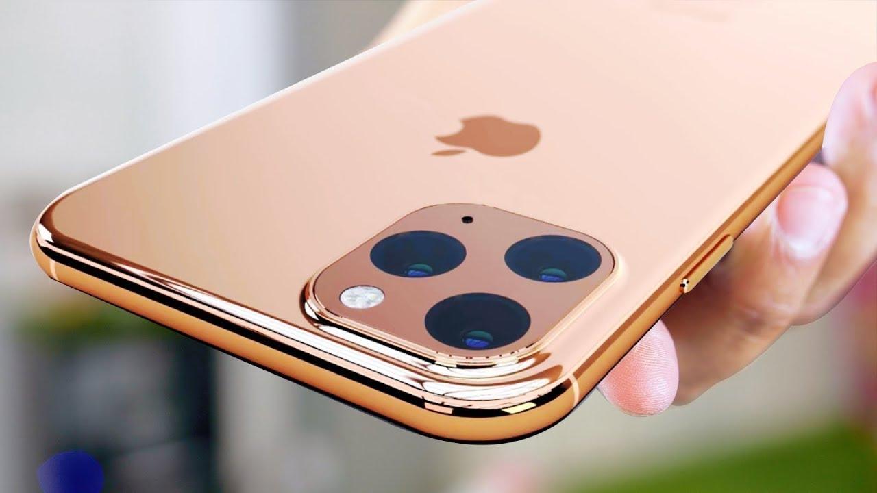 Iata Cum Va Arata Noul iPhone 11
