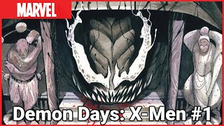 Japanese Myth Meets Marvel   Demon Days: X-Men #1 Review