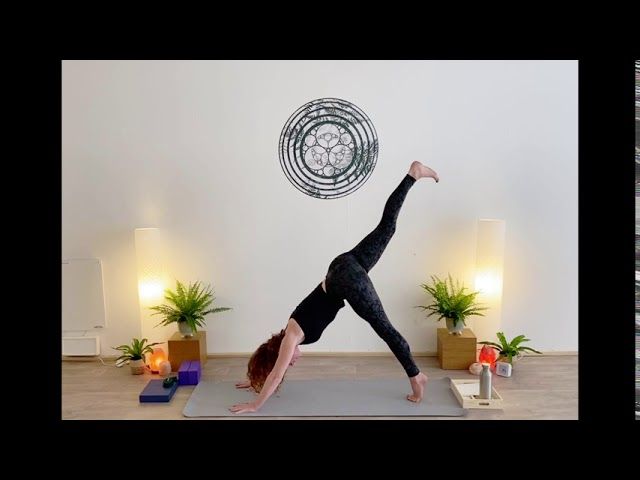 YOGA FOR ALL  Release the shoulders  July 21st