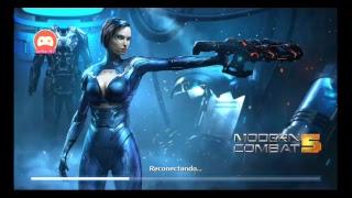 Venha me ver jogar no Modern Combat 5 no Omlet Arcade!