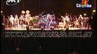 LOS FABULOSOS CADILLACS - La marcha del golazo solitario (Villa Carlos Paz) 10.02.2001