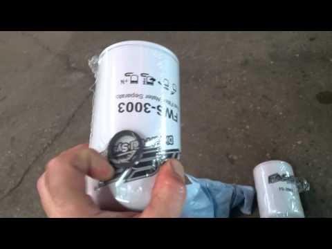 fass fuel filter replacement titanium platinum -