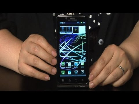 First Look: Motorola Droid Bionic (Verizon)