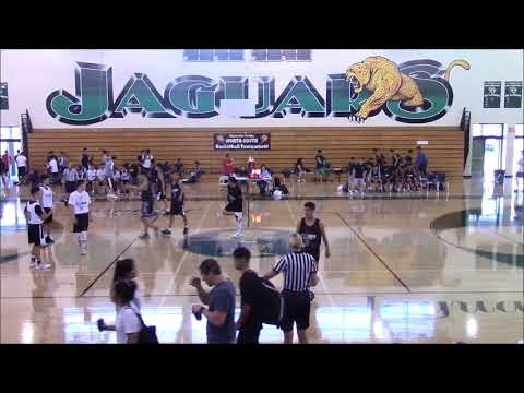 CA North vs South AsianBall at Cabrillo HS 8-11-2017 10th grade
