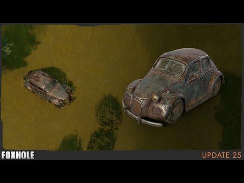 Player Statistics & Staff Cars - Foxhole (Update 25) |